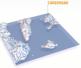 3d view of Candungao