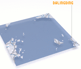 3d view of Dalingding