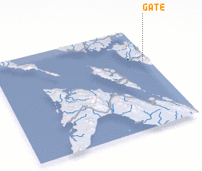 3d view of Gate