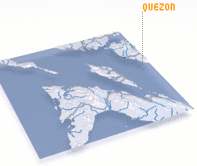 3d view of Quezon