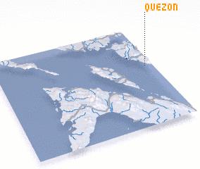 3d view of Quezon
