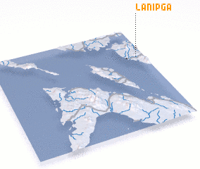 3d view of Lanipga