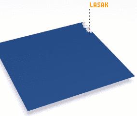 3d view of Lasak