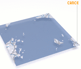 3d view of Cance