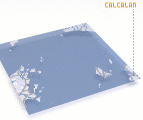 3d view of Calcalan