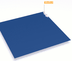 3d view of Kinimi
