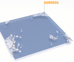 3d view of Domorog