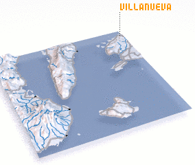 3d view of Villanueva