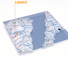 3d view of Camansi