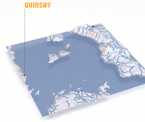 3d view of Guinsay