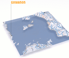 3d view of Guiwanon