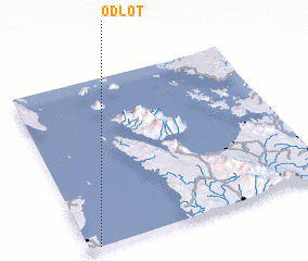 3d view of Odlot