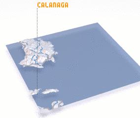 3d view of Calanaga