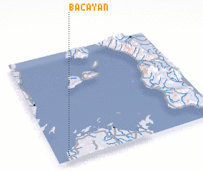 3d view of Bacayan