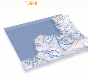 3d view of Tugar