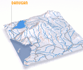 3d view of Danugan