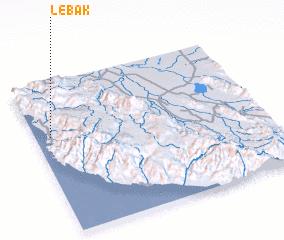 3d view of Lebak