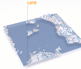 3d view of Luyo