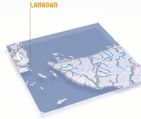 3d view of Lamaoan