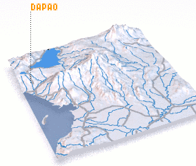 3d view of Dapao