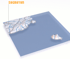 3d view of Sagbayan
