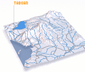 3d view of Tabo-an