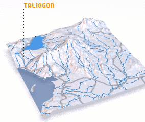 3d view of Tali-ogon