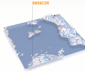 3d view of Banacon