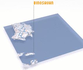 3d view of Binosauan