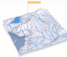 3d view of Badibadi