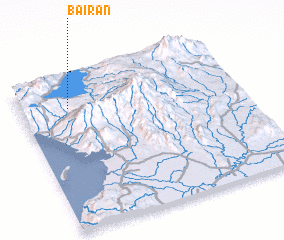3d view of Ba-iran
