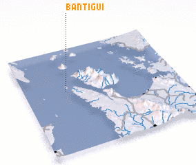 3d view of Bantigui