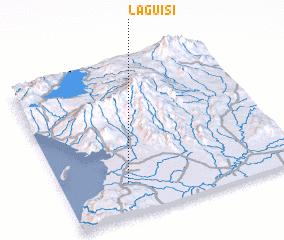3d view of Laguisi