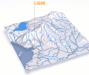 3d view of Ligue