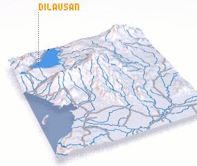 3d view of Dila-usan