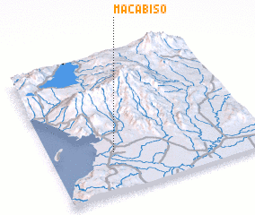 3d view of Macabiso