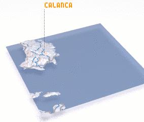 3d view of Calanca
