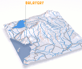 3d view of Balaygay