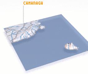 3d view of Camanaga