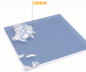 3d view of Carboa