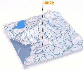 3d view of Kakar