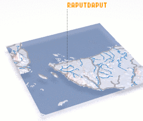 3d view of Raputdaput