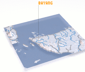 3d view of Bayang