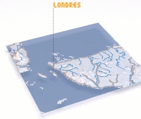 3d view of Londres