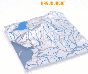 3d view of Daguruñgan