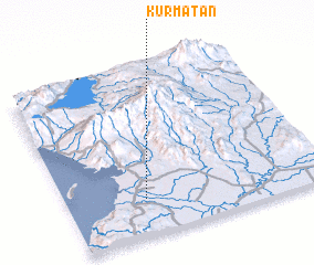 3d view of Kurmatan