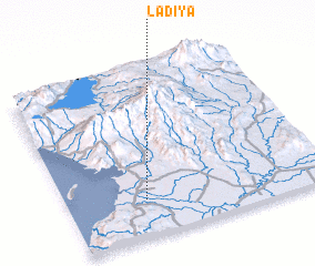 3d view of Ladiya