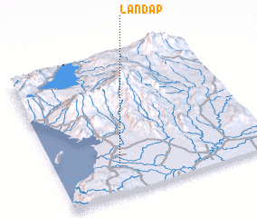 3d view of Landap