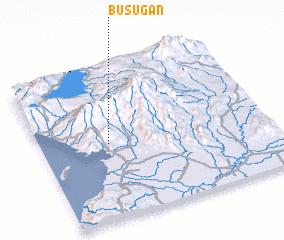 3d view of Busugan