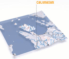 3d view of Calunasan